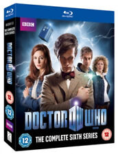 Doctor Who - The Complete Series 6 Blu-ray Region Blu-ray