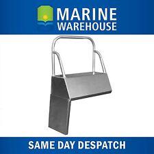 Aluminium Side Console Boat W/ Long Leg  H=615mm X W=600mm X D=315mm 407179