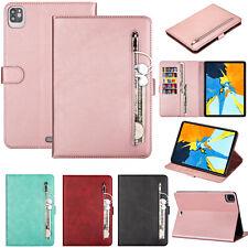 For iPad Pro 11 2020 2/3/4 mini 1 2 3 9.7 10.2 Leather Folding Folio Case Cover