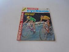 "L'EQUIPE MAGAZINE CYCLISME N° 52"" EDDY MERCKX SPECIAL TOUR "" 20  07 -1972   ****"