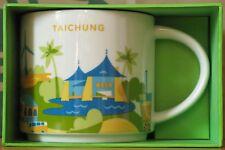 Starbucks You Are Here YAH City Mug Taichung, 14 oz neu mit SKU, * OVP * Rare *