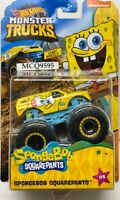 2020 HOT WHEELS MONSTER TRUCKS SPONGEBOB SQUAREPANTS