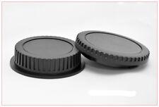 Tapa del cuerpo de alta calidad Tapa Trasera de Objetivo Canon EOS Cámara EF & EF - 500D, 550D y más S