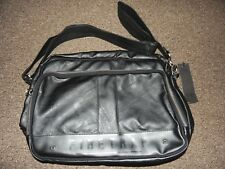 BNWT Men's Firetrap Quilt Flight Bag Black