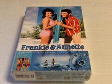 NEW SEALED! Frankie & Annette MGM Legends DVD Collection [Beach Blanket Bingo..]