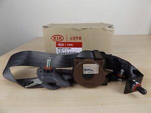 GENUINE KIA K2700 TRUCK TU SERIES ALL MODEL FRONT SEAT BELT  ASSY