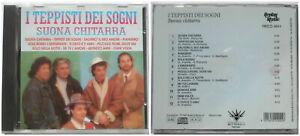 I TEPPISTI DEI SOGNI SUONMA CHITARRA CD 1992