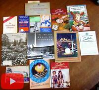 World's Fair 1938-40 New York Kitchens Food Cooking Domestic lot x 15