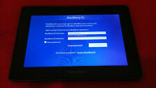BlackBerry PlayBook 64GB, Wi-Fi, 7in - Black Tablet