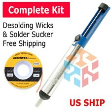 New Vacuum De-solder Gun Desoldering Pump/Soldering Solder Suction Removal Tool