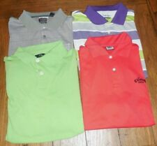 Ping Callaway Walter Hagen Short Sleeve Golf Polo 4 Shirt Lot Mens XL