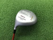 NICE Wilson Golf KILLER WHALE Oversize Metal DRIVER 9* Left LH Graphite REGULAR