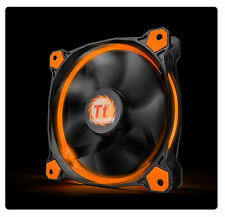 Thermaltake Riing 14 140mm x 25mm Orange LED Radiator Fan (CL-F039-PL14OR-A)