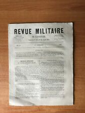 REVUE MILITAIRE DE L'ETRANGER : n° 514 : nouvelle rédaction de la loi d