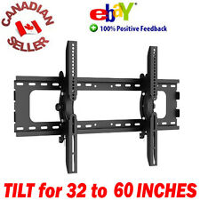 "32-60"" LCD PLASMA LED TV TILT WALL MOUNT BRACKET 37,40,41,42,46,47,50,51,52,55"