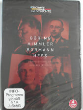 Hermann Göring, Heinrich Himmler, Martin Borman, Rudolf Hess Heß - Nazi, Hitler