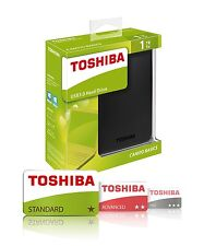 BRAND NEW 1TB Toshiba Canvio Basics USB3.0 External Harddrive For XBOX ONE PS3/4