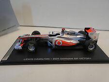 McLaren Racing Team Plastic Diecast Formula 1 Cars