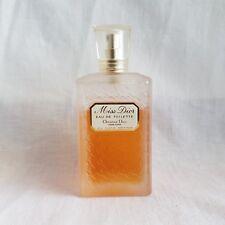 Vintage Miss Dior eau de toilette perfume 100ml by Christian Dior Circa 1975
