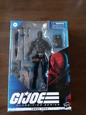 GI. Joe Classified Snake Eyes MIB
