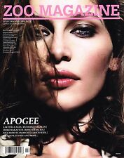 ZOO Magazine #22 LAETITIA CASTA Ikeliene Stange SOPHIE VLAMING Charles Devoe NEW