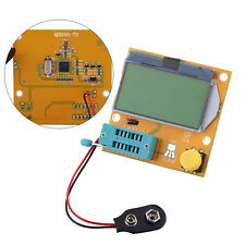 Fine Mega328 Transistor Tester Diode Triode Capacitance ESR Meter MOS/PNP L/C/R