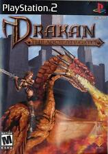Drakan Ancients Gates PS2 Playstation 2 Game Complete
