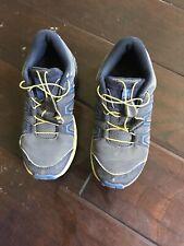Salomon Contagrip Shoes, Boys/kids Size 13