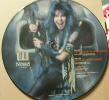 """W.A.S.P. – Live Animal (F**k Like A Beast) (12"""" Picture Disc) ☆ FREE FAST POST"""