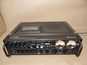 Vintage 1970s Technics RS-646DS Portable Stereo Cassette Deck Tape Player