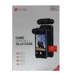 olloclip — CORE LENS SET + OLLO CASE Combo for iPhone 7/7 Plus