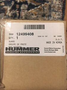 06-10 Hummer H3 OEM Tail Light Trim 12499408