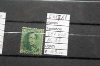 FRANCOBOLLI BELGIO USATI N°13 (F41761)