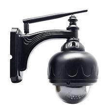 CCTV Wireless IP Camera PTZ Dome Night vision WiFi IR-Cut Outdoor Security WiFi