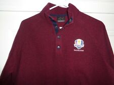 Greg Norman Small Golf Pullover Long Sleeve - Ryder Cup Hazeltine - New w/o Tags