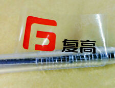 10pcs A4 Glossy and Transparent Film Self Adhesive Sticker Paper Fit Laser Jet
