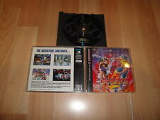 SENGOKU 2 NEO GEO CD SUPER SENGOKU ACTION GAME BY SNK ENGLISH VER. GOOD CONDITIO