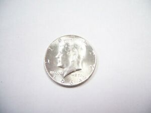 1964 Kennedy Half Dollar Superb Silver Old Coin $.50. No Reserve Clean #4
