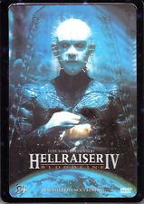 Hellraiser 4 , Bloodline , 3D-Holocover Metalpak , 100% uncut , new and sealed