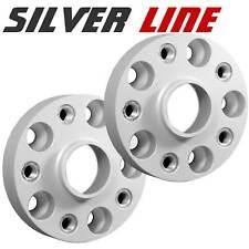 Spurverbreiterung FA Silver Line Eloxiert 40mm Achse 20mm Seite 5x112 NEU VW2