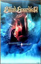 BLIND GUARDIAN Beyond the Red Mirror Ltd Ed RARE Poster +FREE Metal Rock Poster!