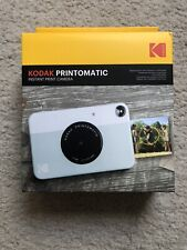 Kodak Printomatic 10MP Digital Camera - White