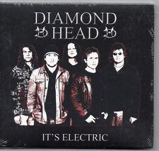 Diamond Head - It's Electric CD digipak NWOBHM
