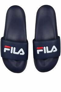 FILA VINTAGE Drifter Sliders Navy/White