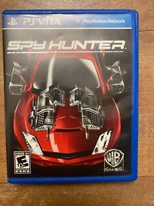PS Vita - Spy Hunter