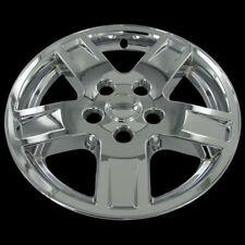 "For 05-07 Jeep Grand Cherokee 17"" Chrome Wheel Skin Cover Hub Caps - Set of 4"