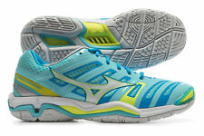133bde70b608 Mizuno Wave Stealth 4 Women's Netball Shoes Blue Uk9