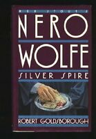 Silver Spire: A Nero Wolfe Mystery