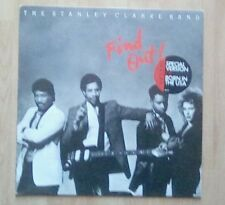 STANLEY CLARKE BAND Vinyl LP Find Out! (Incl Born In The U.S.A, Demo)   EX+