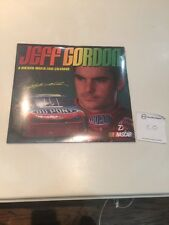 MOC NEW Sealed 16 Month 2001 JEFF GORDON Calendar DAY DREAM